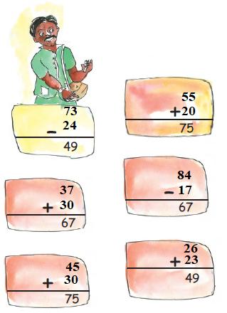 NCERT Solutions For Class 2 Maths Chapter 14 - 19