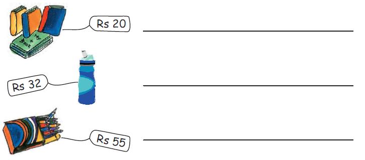 NCERT Solutions For Class 2 Maths Chapter 8 - 1