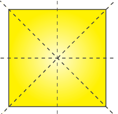 NCERT Solutions for Class 7 Maths Chapter 14 Symmetry Image 113
