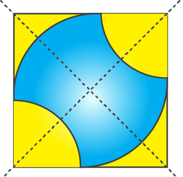NCERT Solutions for Class 7 Maths Chapter 14 Symmetry Image 55