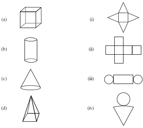 NCERT Solutions for Class 7 Maths Chapter 15 Visualising Solid Shapes Image 21