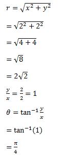 Polar coordinate Examples 3
