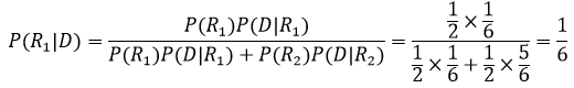 Problems on Bayes Theorem