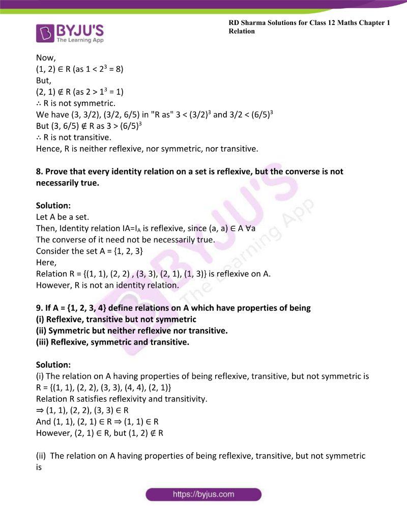 rd sharma class 12 maths chp 1 ex 1 10