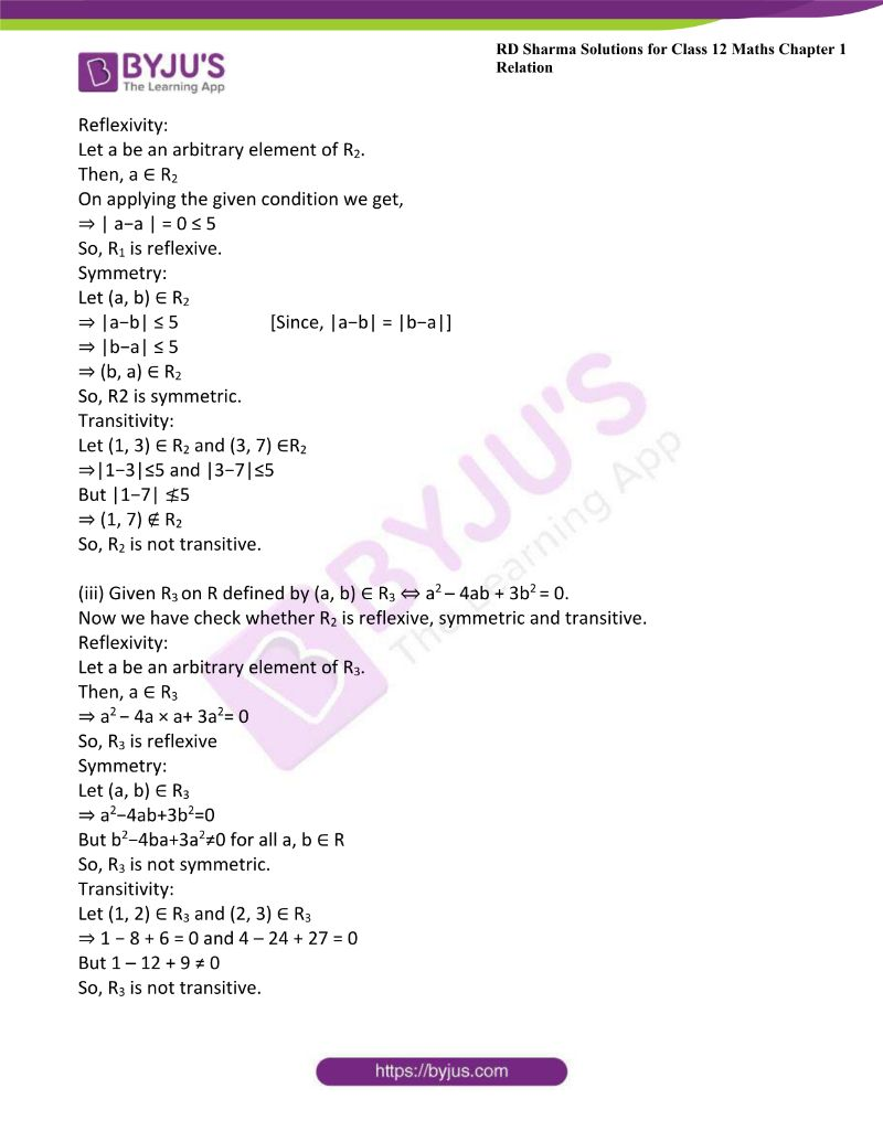 rd sharma class 12 maths chp 1 ex 1 5