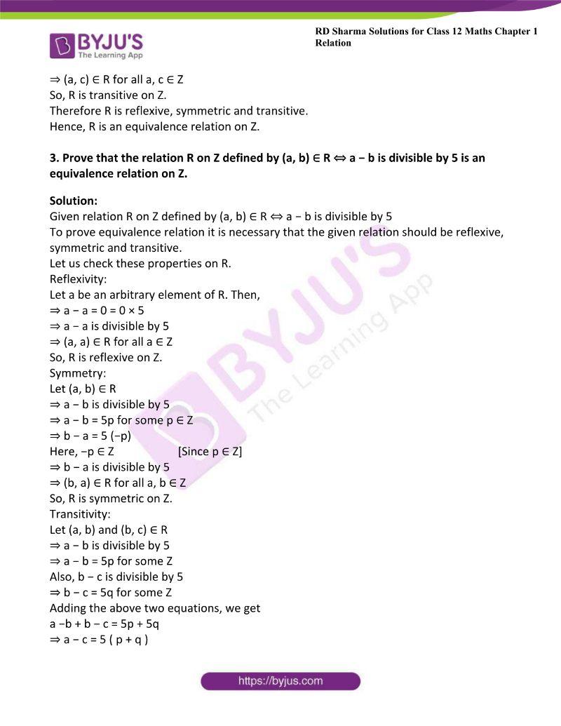 rd sharma class 12 maths chp 1 ex 2 2