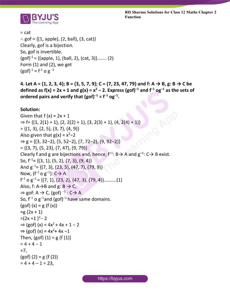 rd sharma class 12 maths chp 2 ex 4 2