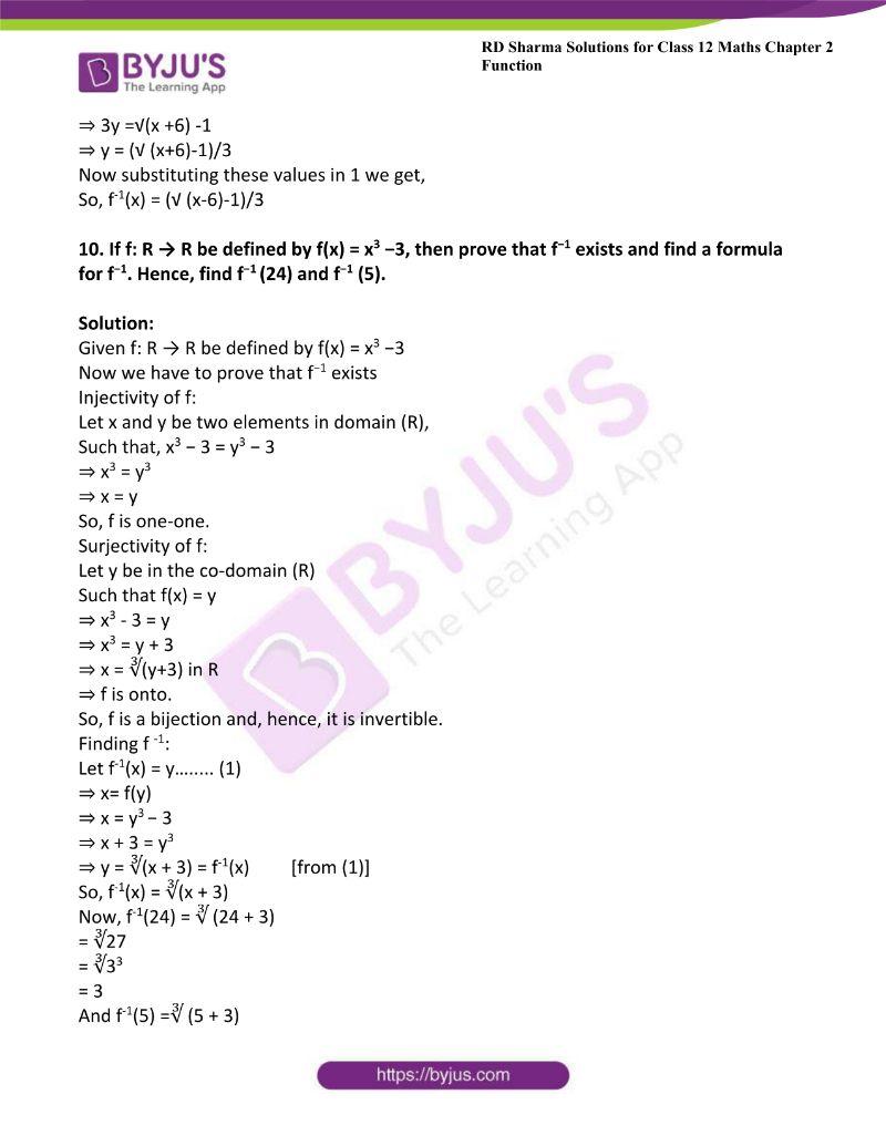 rd sharma class 12 maths chp 2 ex 4 7