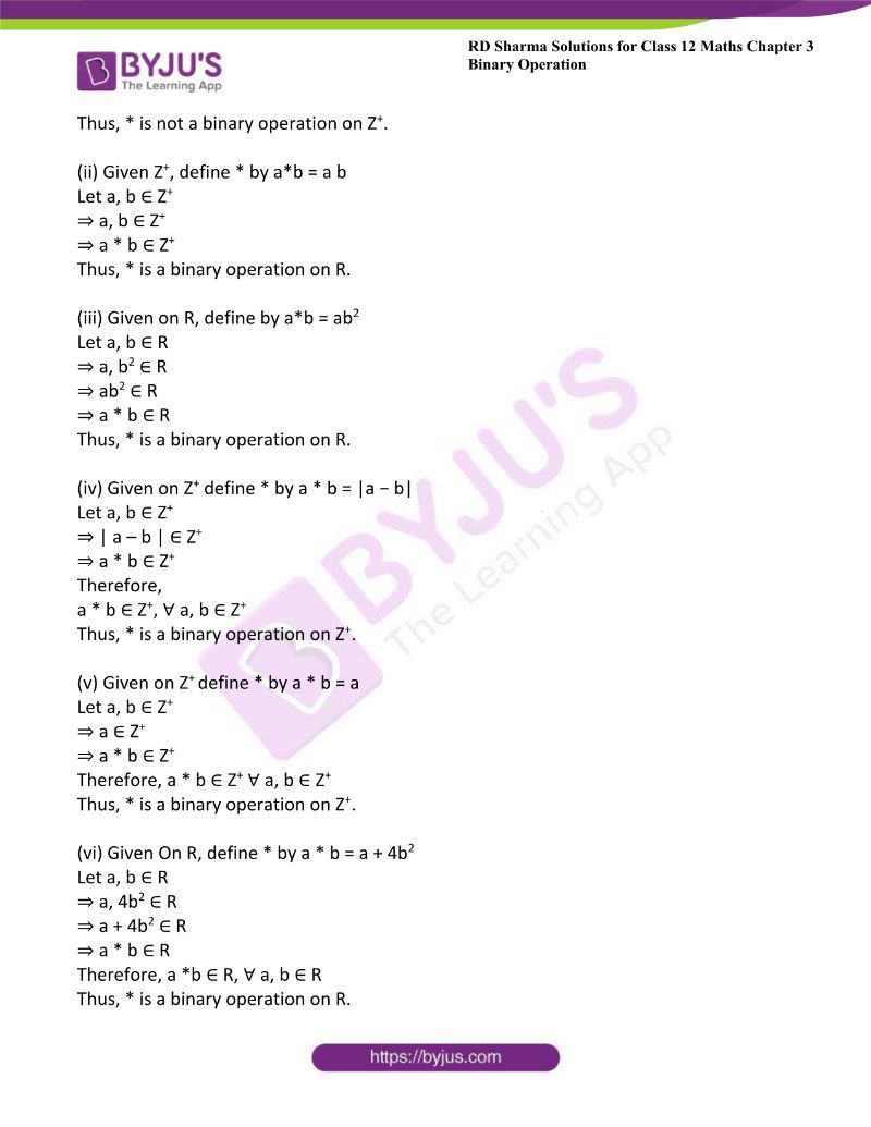 rd sharma class 12 maths chp 3 ex 1 3