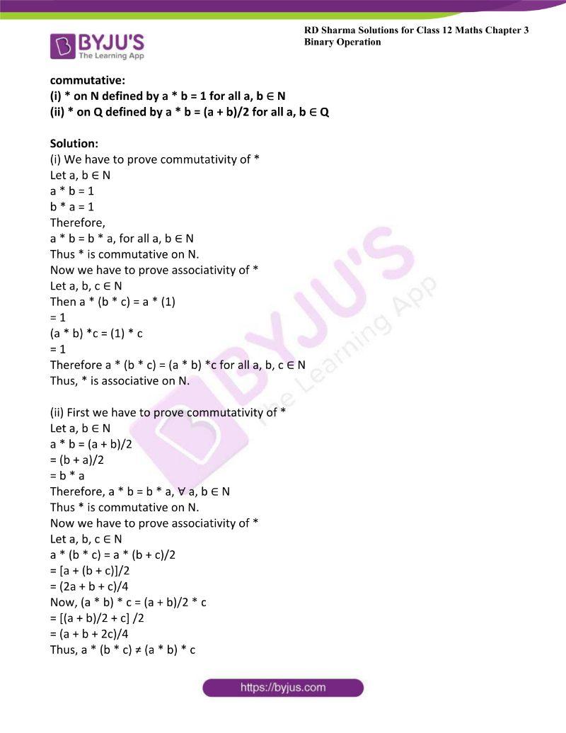 rd sharma class 12 maths chp 3 ex 2 1