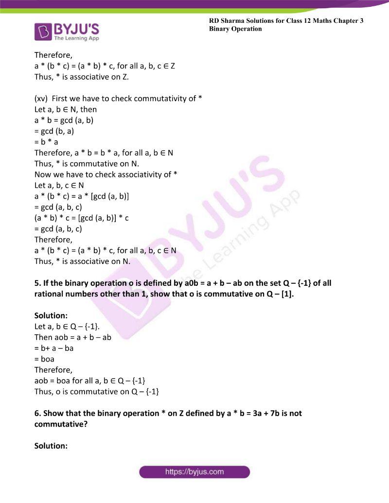 rd sharma class 12 maths chp 3 ex 2 10