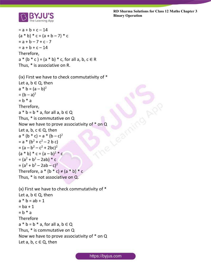 rd sharma class 12 maths chp 3 ex 2 7