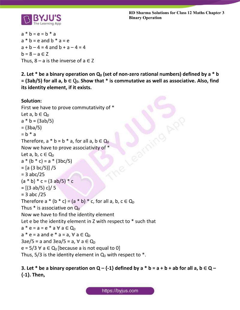 rd sharma class 12 maths chp 3 ex 4 1