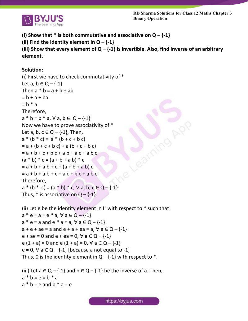 rd sharma class 12 maths chp 3 ex 4 2