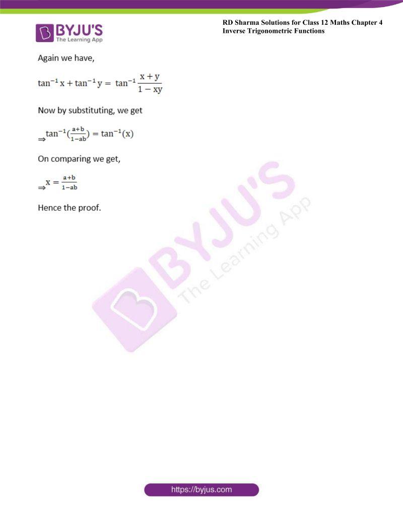 rd sharma class 12 maths chp 4 ex 14 22