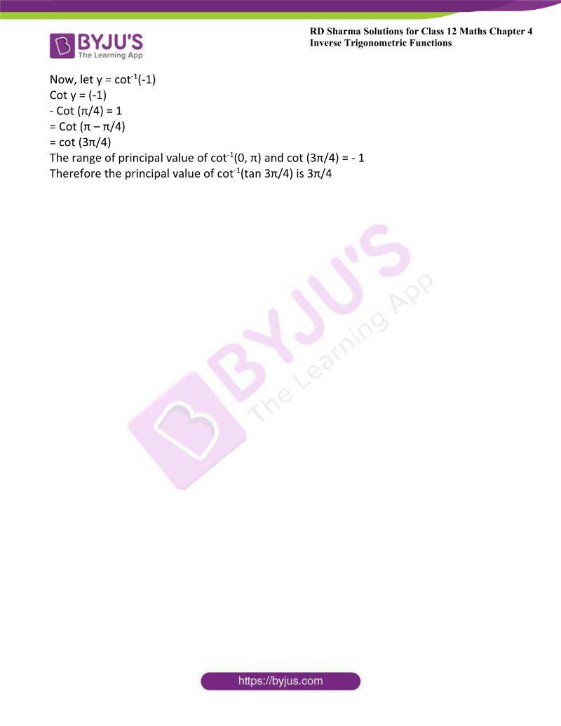 rd sharma class 12 maths chp 4 ex 6 1
