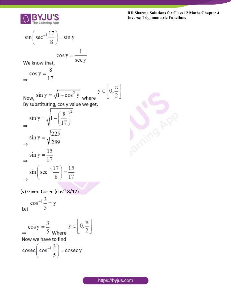 rd sharma class 12 maths chp 4 ex 8 3