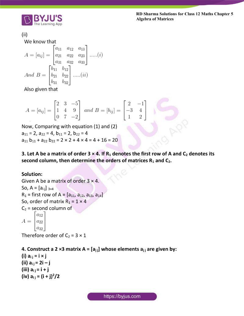 rd sharma class 12 maths chp 5 ex 1 1