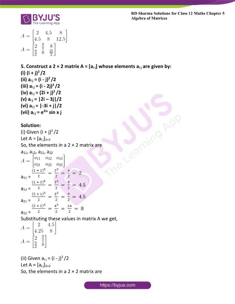 rd sharma class 12 maths chp 5 ex 1 4