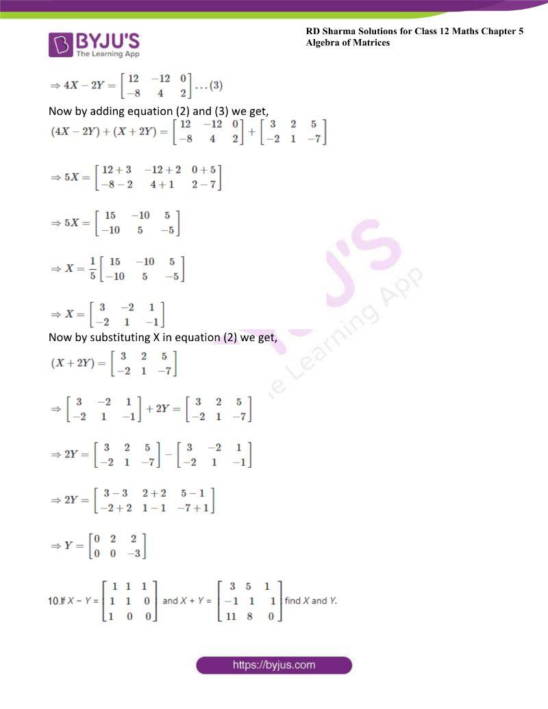 rd sharma class 12 maths chp 5 ex 2 11
