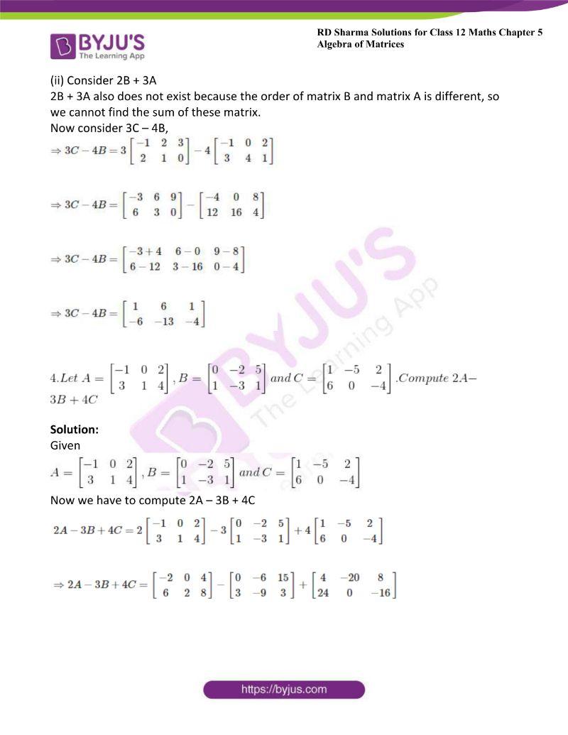 rd sharma class 12 maths chp 5 ex 2 4