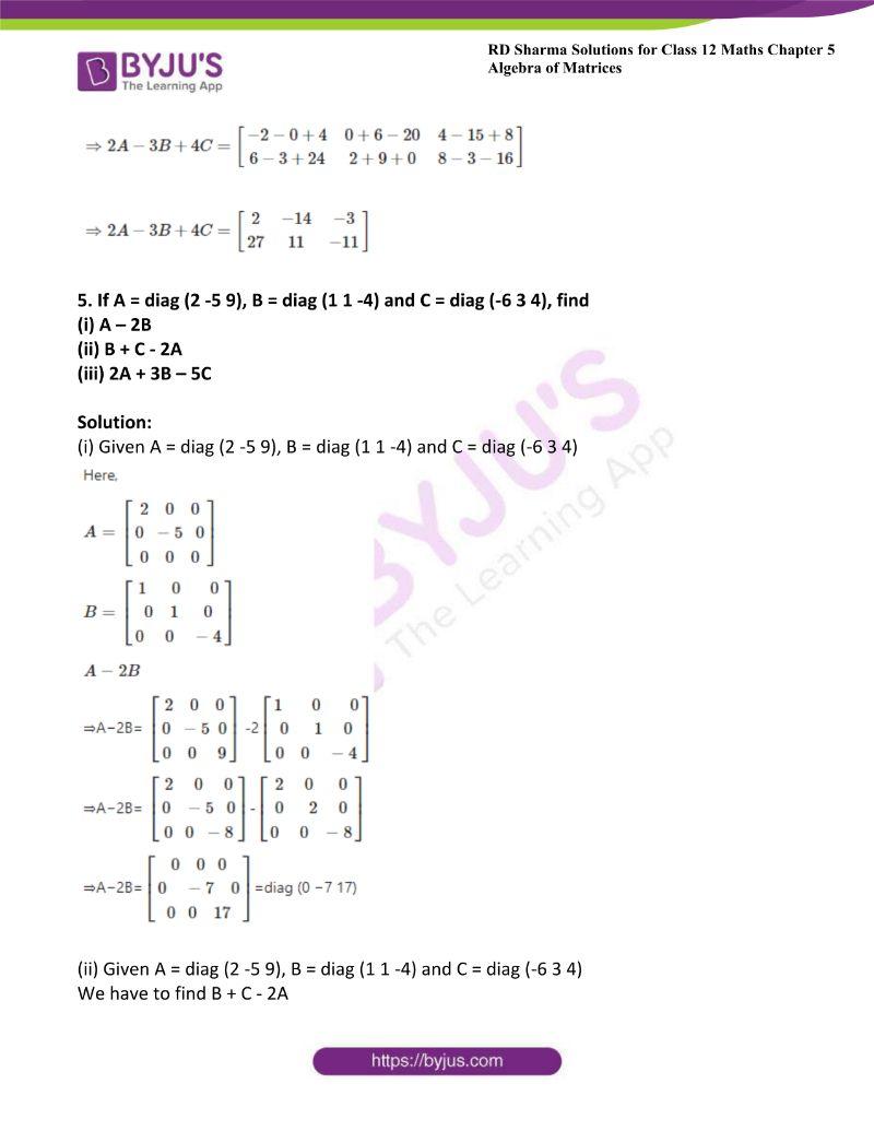 rd sharma class 12 maths chp 5 ex 2 5