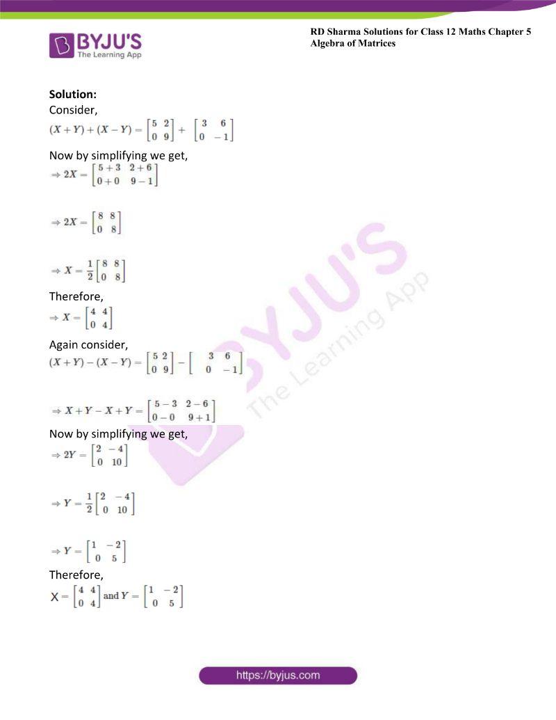 rd sharma class 12 maths chp 5 ex 2 9