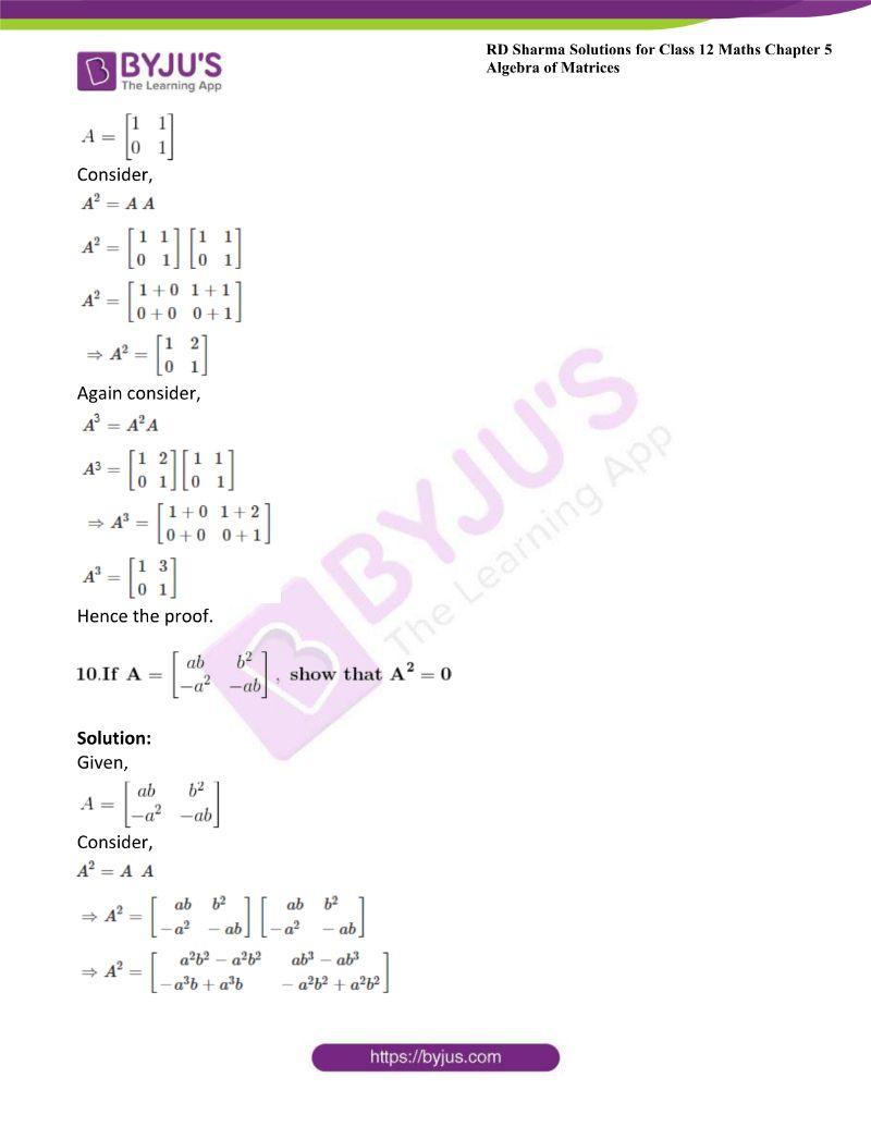 rd sharma class 12 maths chp 5 ex 3 12