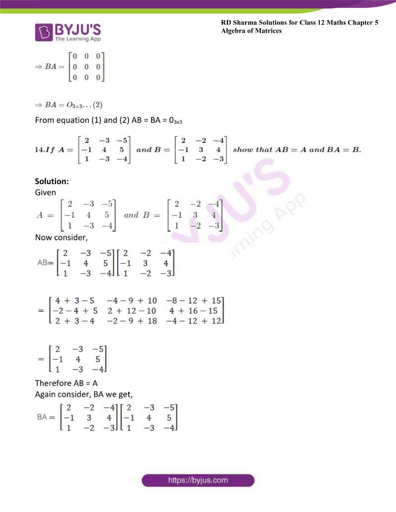 rd sharma class 12 maths chp 5 ex 3 16