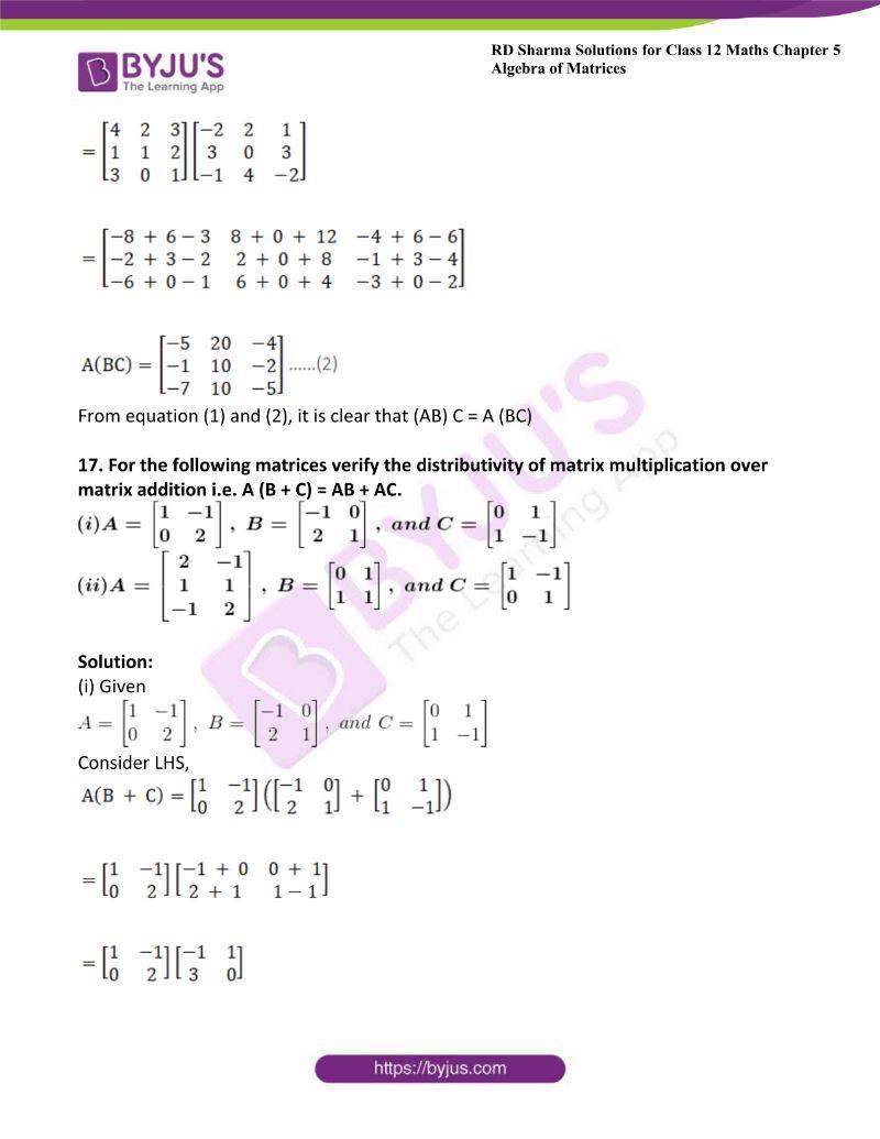 rd sharma class 12 maths chp 5 ex 3 21