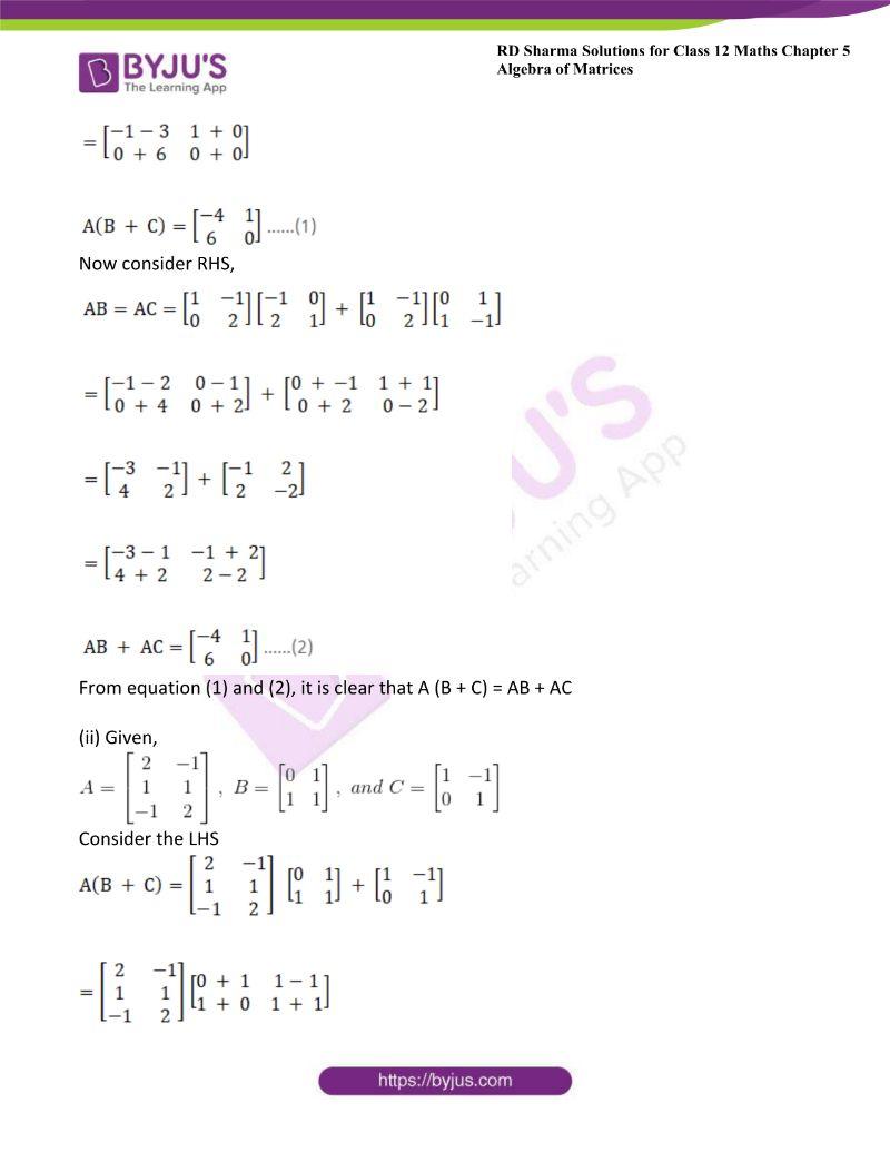rd sharma class 12 maths chp 5 ex 3 22