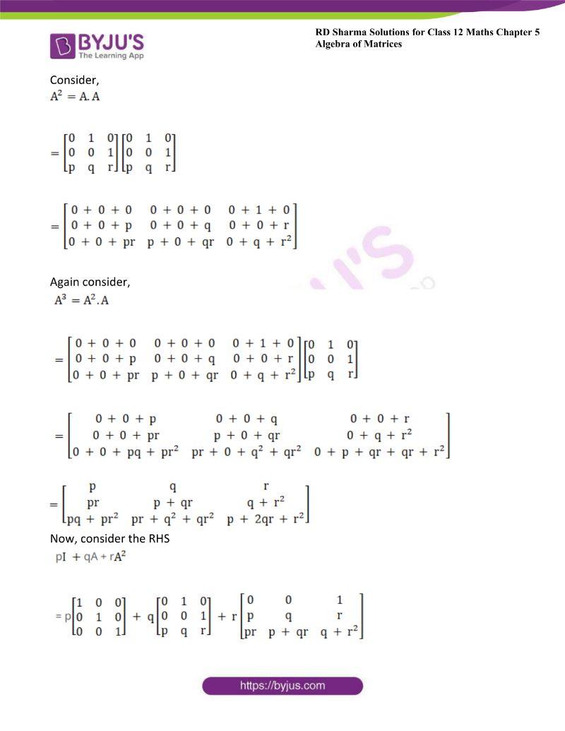rd sharma class 12 maths chp 5 ex 3 26