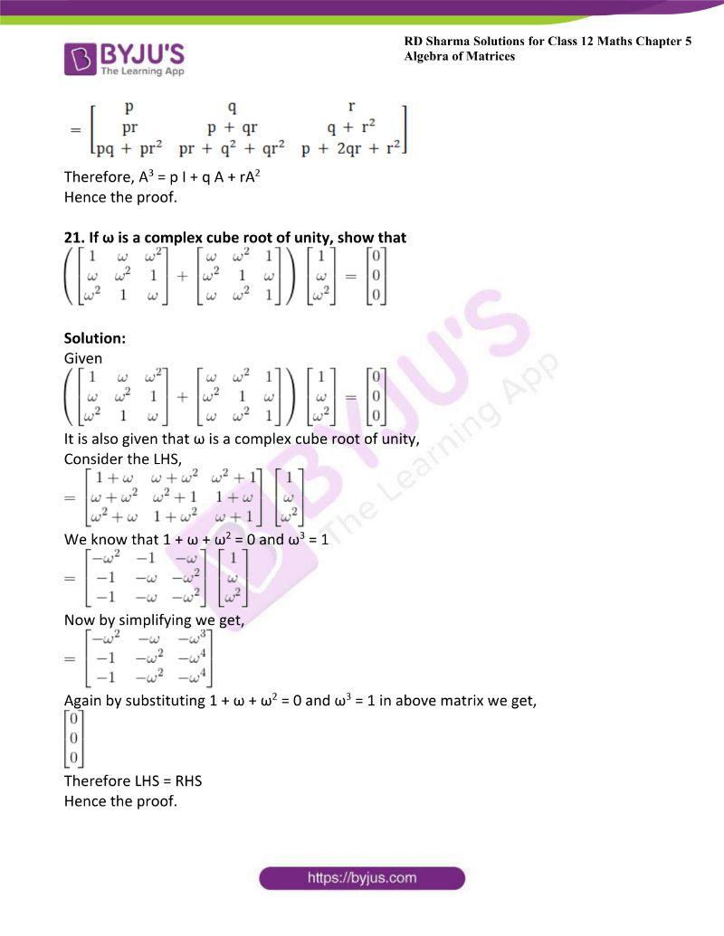 rd sharma class 12 maths chp 5 ex 3 27