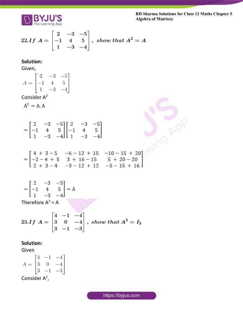 rd sharma class 12 maths chp 5 ex 3 28