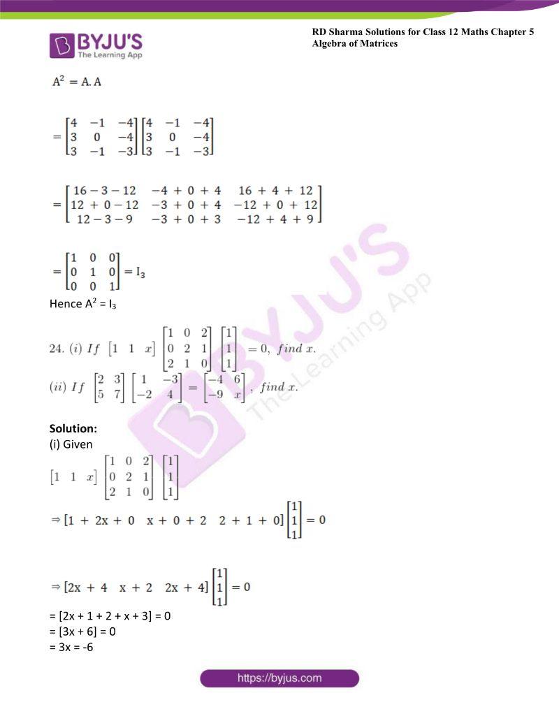 rd sharma class 12 maths chp 5 ex 3 29