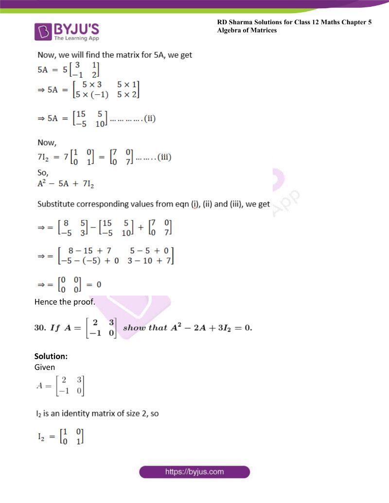 rd sharma class 12 maths chp 5 ex 3 35
