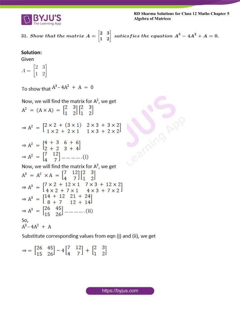 rd sharma class 12 maths chp 5 ex 3 37
