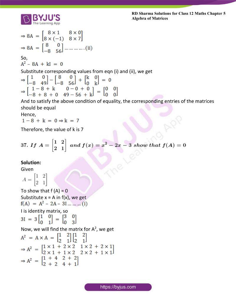 rd sharma class 12 maths chp 5 ex 3 45