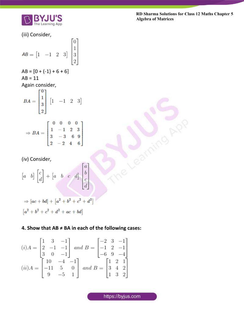 rd sharma class 12 maths chp 5 ex 3 5