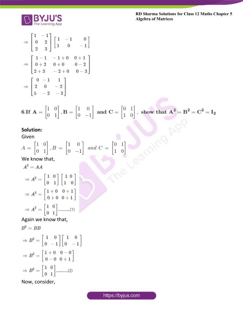 rd sharma class 12 maths chp 5 ex 3 9