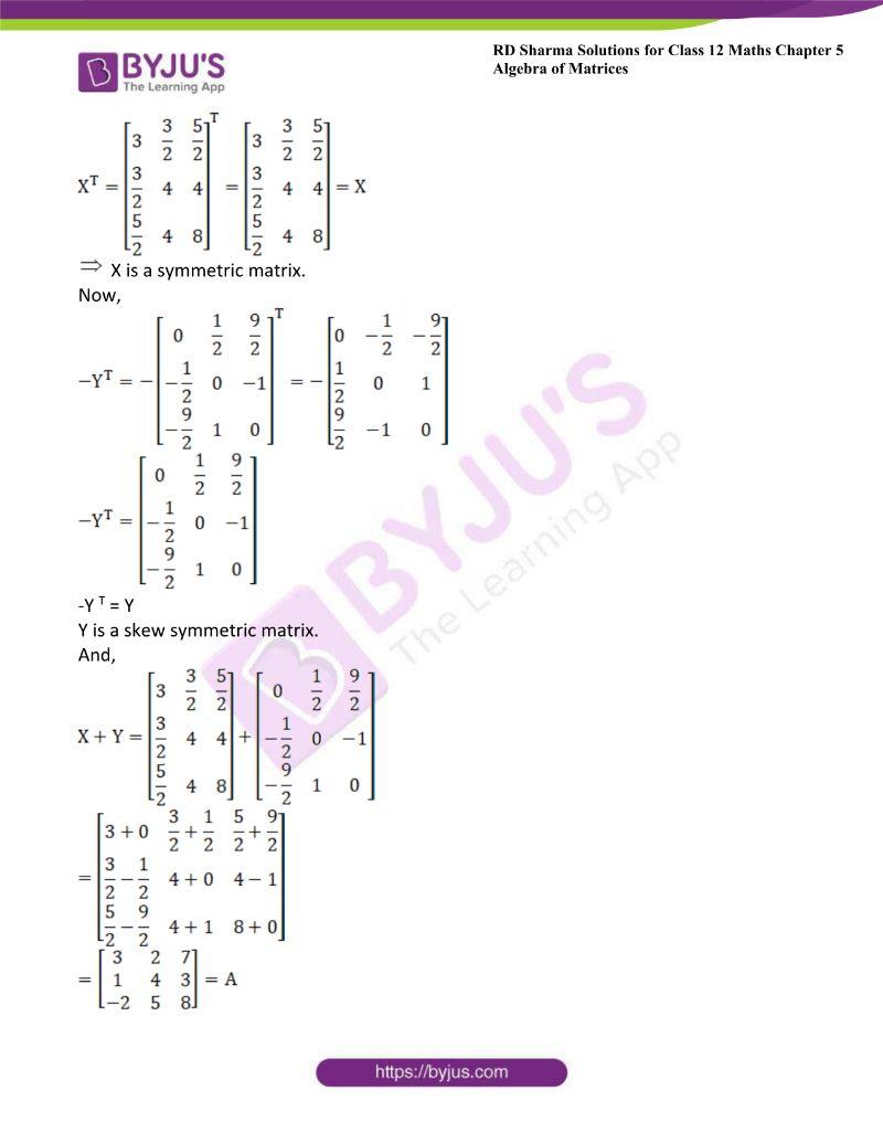rd sharma class 12 maths chp 5 ex 5 3