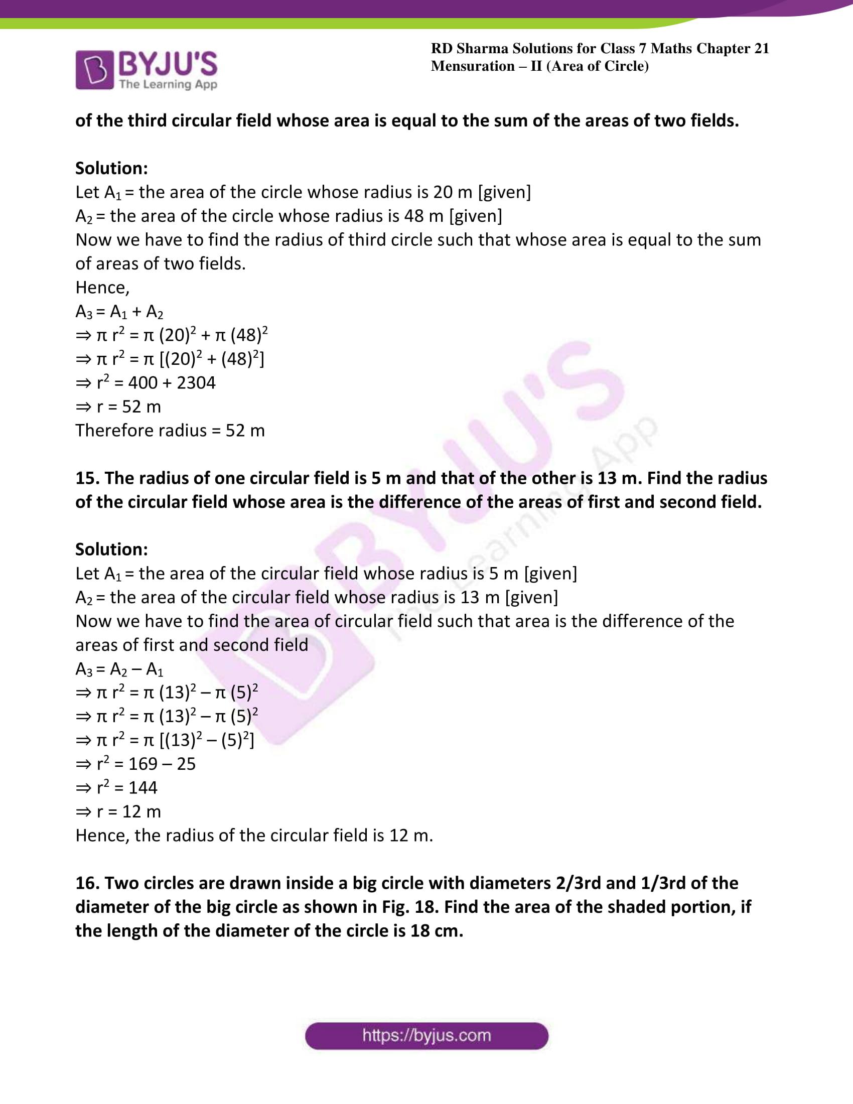 rd sharma class 7 maths solution ch 21 ex 2