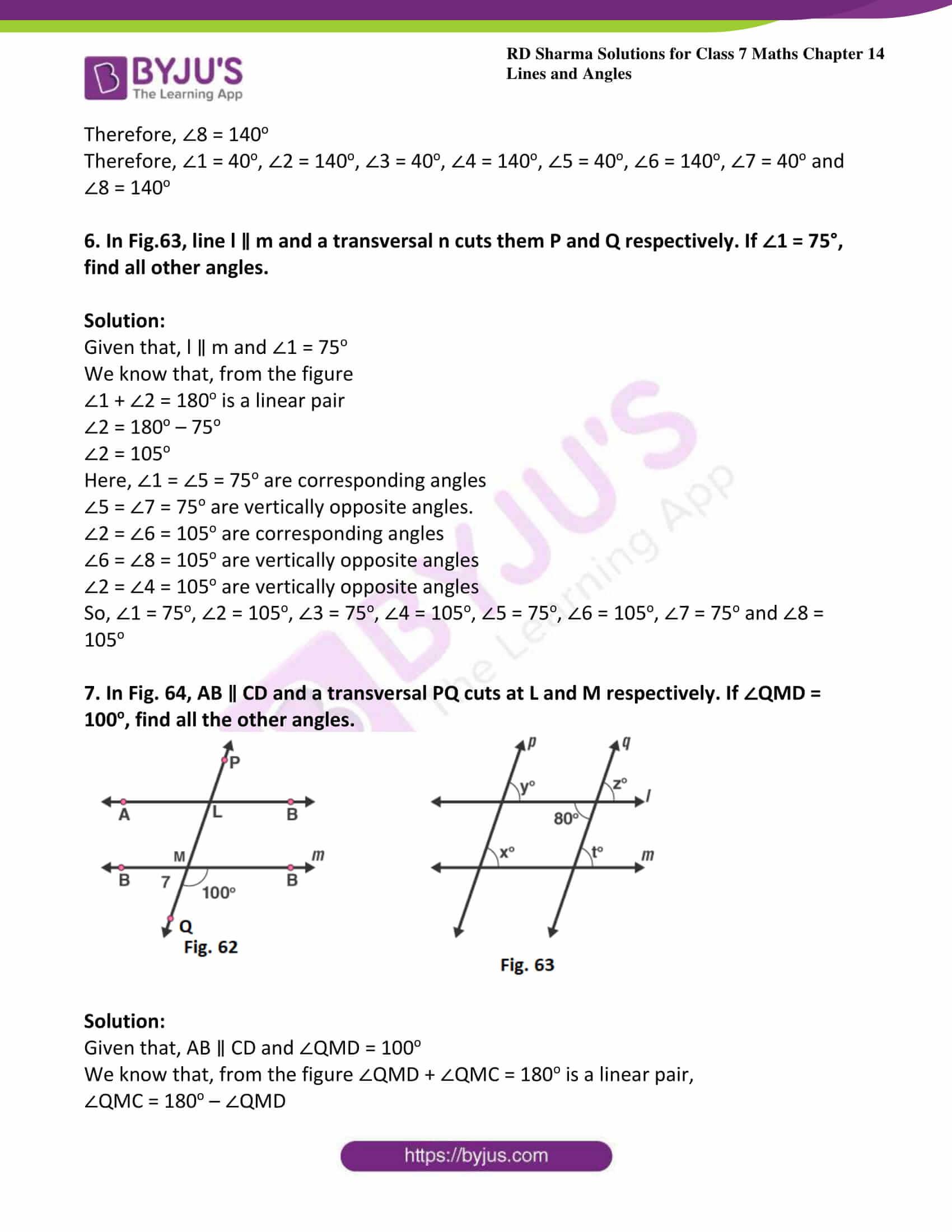 rd sharma class 7 maths solution ch 14 ex 2