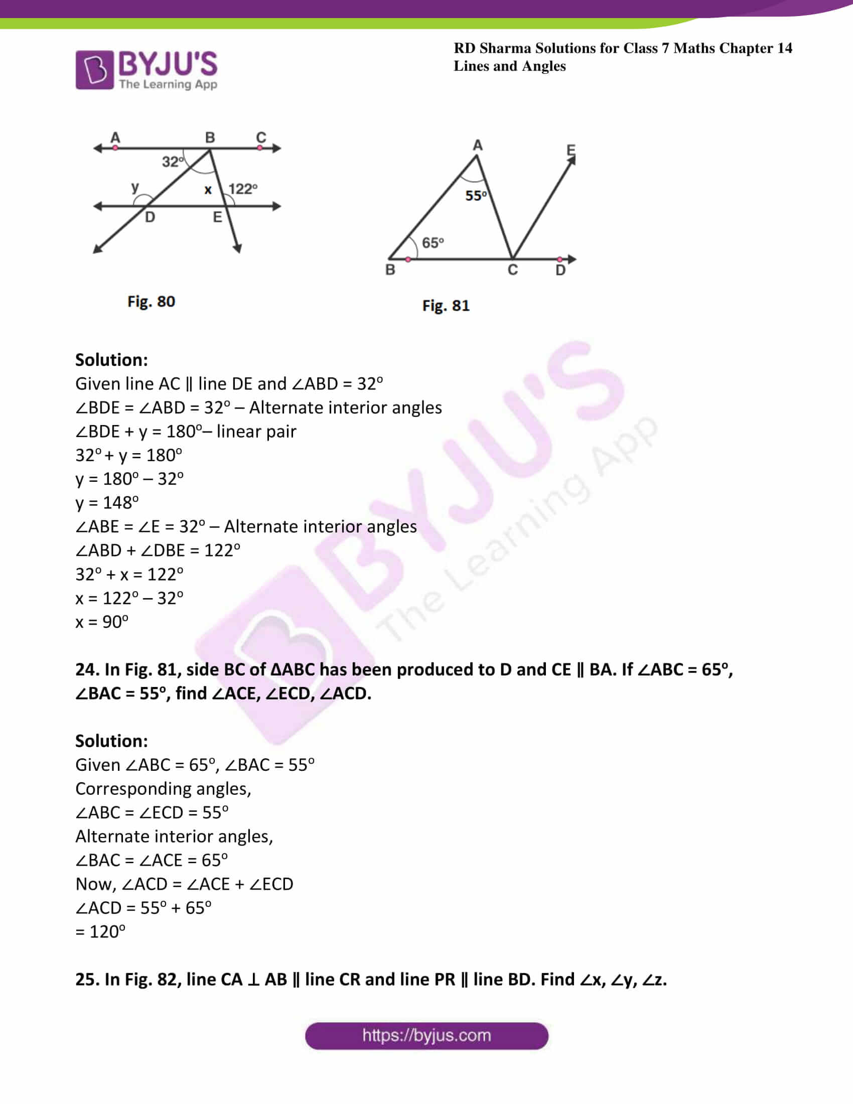 rd sharma class 7 maths solution ch 14 ex 2