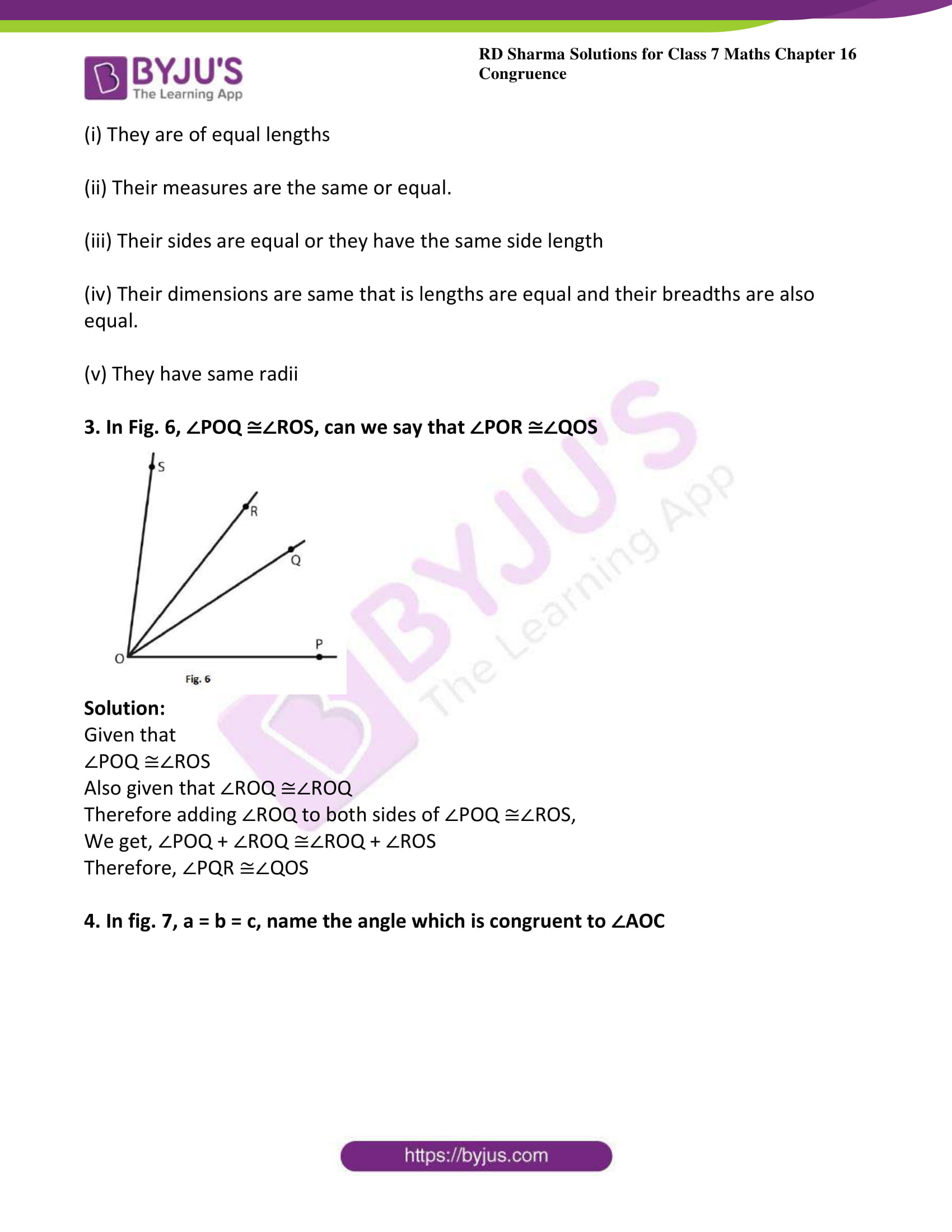 rd sharma class 7 maths solution ch 16 ex 1
