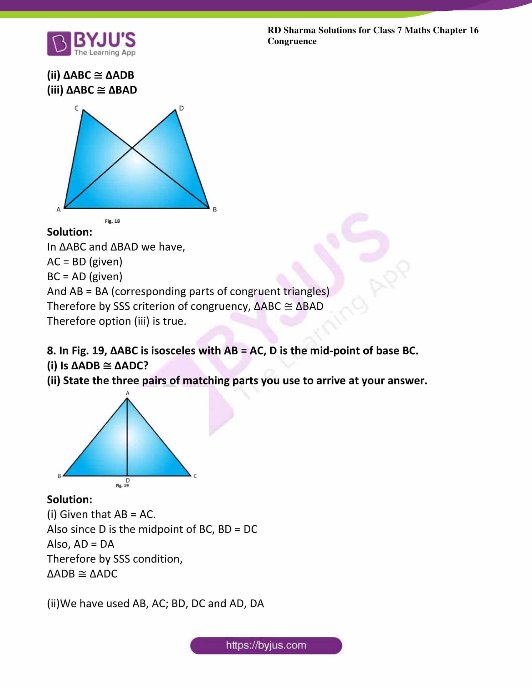 rd sharma class 7 maths solution ch 16 ex 2