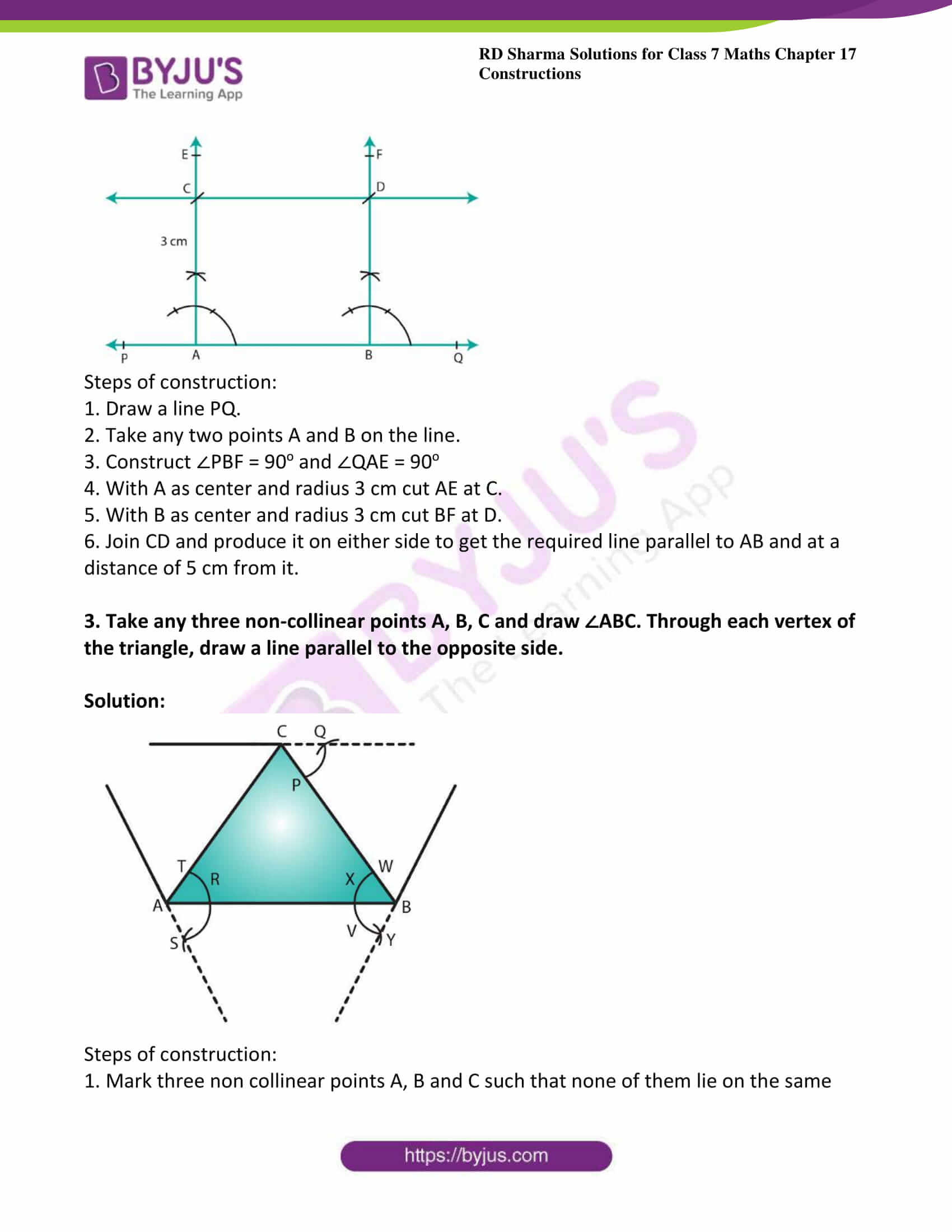 rd sharma class 7 maths solution ch 17 ex 1
