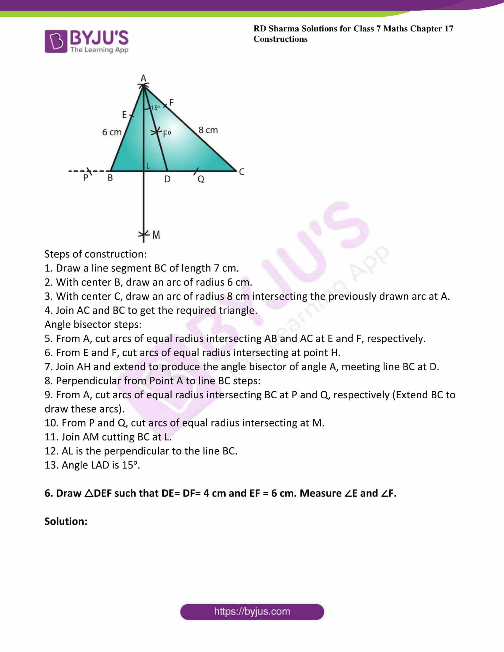rd sharma class 7 maths solution ch 17 ex 2