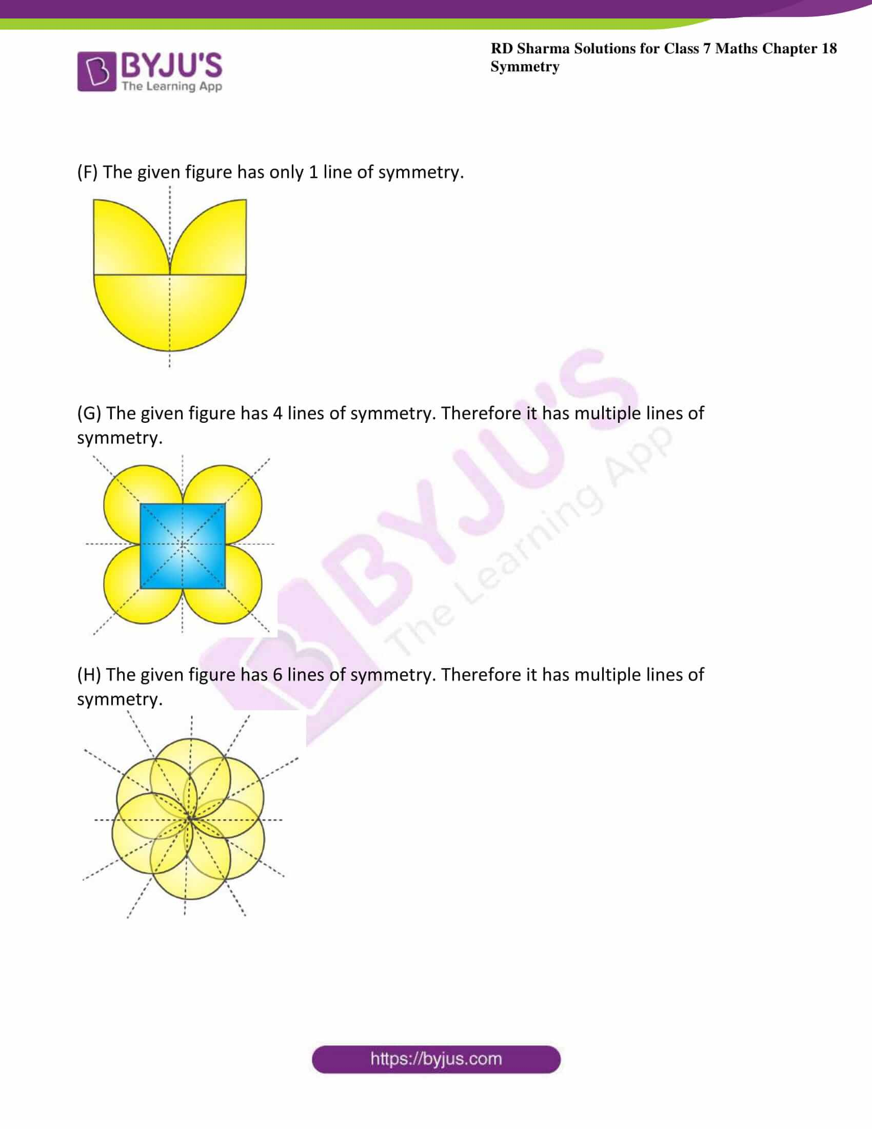 rd sharma class 7 maths solution ch 18 ex 1