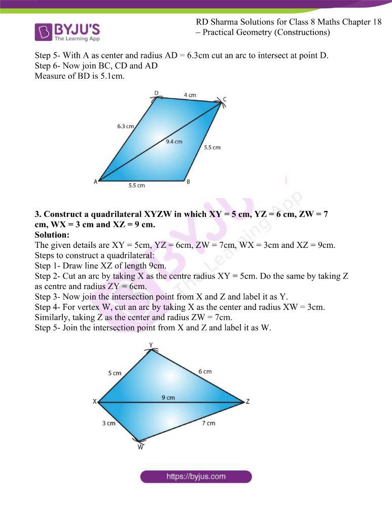 rd sharma class 8 maths chapter 18 ex 1
